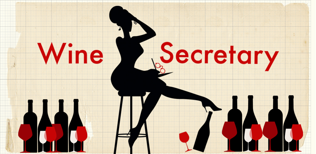 Wine Secretary Feature Graphic